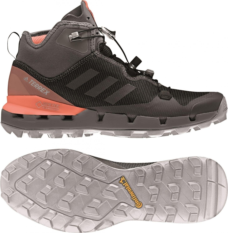 adidas Schuhe Terrex Mid GTX Goretex Gr 38 2//3 Outdoor Freizeit Kinder